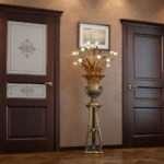 Особенности выбора дизайна межкомнатной двери