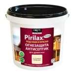 Основные характеристики огнезащитного покрытия Пирилакс