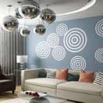 Способы создания красивых поверхностей и декорирования стен