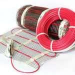Виды и особенности нагревательных кабелей