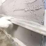 Как штукатурить стены гипсовой штукатуркой
