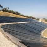 Применение геомембраны для гидроизоляции