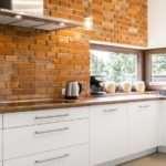 Стеновые панели – современный материал для оформления кухни