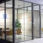 Каркасные перегородки – идеальное решение для современного офиса