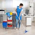 Как часто должна проводиться генеральная уборка офиса