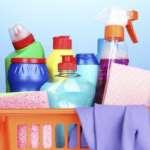 Что входит в число товаров бытовой химии