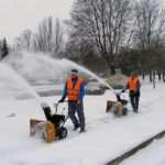 Уборка снега: основные аспекты и важность соблюдения требований