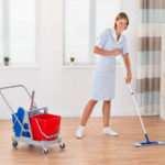 Профессиональная уборка помещения – идеальная чистота и оперативность