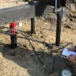 Какими методами может проводиться полевое испытание грунтов