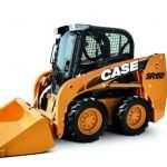 Колесные мини-погрузчики Case – отличная маневренность и функциональность