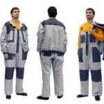 Строительная одежда – защита работников от неблагоприятных факторов