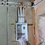 Правильный подход к прокладке электропроводки в частном доме