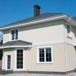 Мокрый фасад – значительное улучшение теплоизоляции и внешнего вида