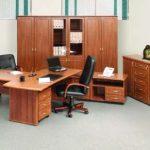 Офисная мебель из МДФ – достойное качество за разумные деньги