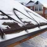 Системы обогрева крыши – предотвратите образование наледи и снежных масс