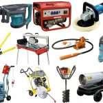 Аренда строительных инструментов: основные преимущества услуги