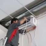 Обслуживание и чистка кондиционеров от компании «Climat Center»