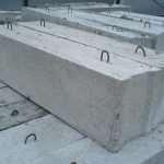 Параметры, особенности и монтаж фундаментных блоков