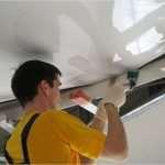 Технология установки натяжных потолков: что нужно знать