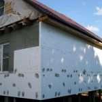 Технология утепления дома пенопластом: предварительная подготовка