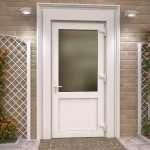 Безопасность и прочность входных металлопластиковых дверей