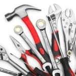 Профессиональный инструмент для слесарей и столяров