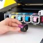 Этапы проведения заправки картриджей для принтера