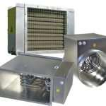 Канальный нагреватель воздуха — мощность и надежность