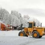 Вывоз снега с погрузкой с территории