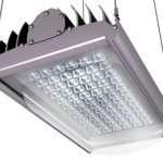 Особенности промышленных светодиодных светильников: разновидности, сферы использования, эффективность
