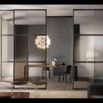 Виды стеклянных межкомнатных дверей