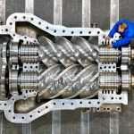 Профессиональный ремонт и обслуживание винтовых компрессоров