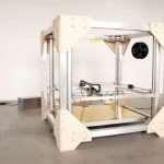 Как делается 3D-печать больших объектов