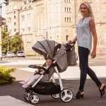 Идеальная прогулочная коляска: заметки заботливых мам