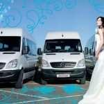О выгоде услуг аренды микроавтобуса на свадьбу