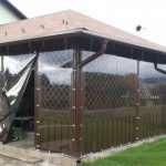 Мягкие окна ПВХ — теплосбережение и безопасность