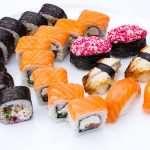 Суши — лучший источник витаминов и минералов