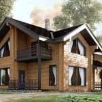 Дома из бруса — минимальные сроки реализации
