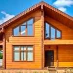 Качественные показатели теплоизоляции домов из бруса