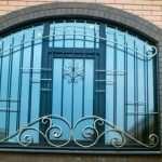 Металлические решетки на окна — обеспечение защиты