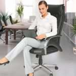 Каким должно быть офисное кресло?