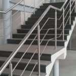 Перила из нержавеющей стали – ключевой элемент различных заграждений