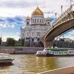 Речные прогулки по Москве — уникальный опыт