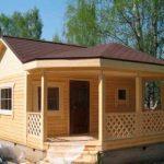 Строительство бани под ключ — оперативность и гарантии