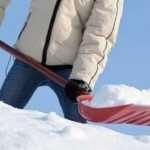 Критерии для выбора снеговой лопаты