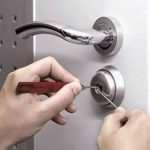 Процедуры вскрытия дверных замков спецами
