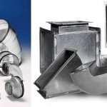 Жестяные вентиляционные элементы: преимущества