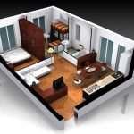 Что представляет собой 3D визуализация интерьеров?