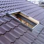 Установка мансардного окна на крыше: важные нюансы
