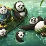 Лучший мультфильм Кунг-фу Панда 3